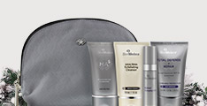 5-piece hoiday bvag with any $300 SkinMedica purchase.