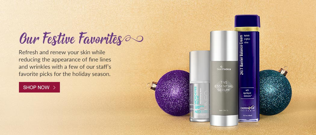 Our Festive Favorites
